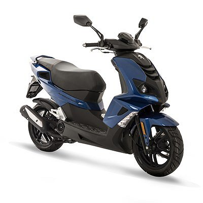 Peugeot Speedfight Deep ocen blue 4-takt