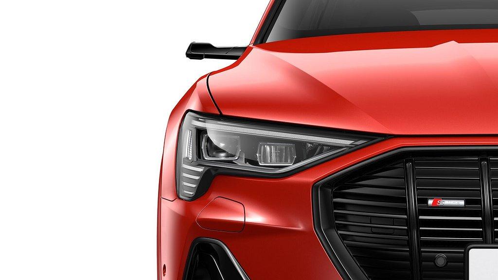 Audi E-Tron 55 S-line - Välutrustad 5900:-/mån