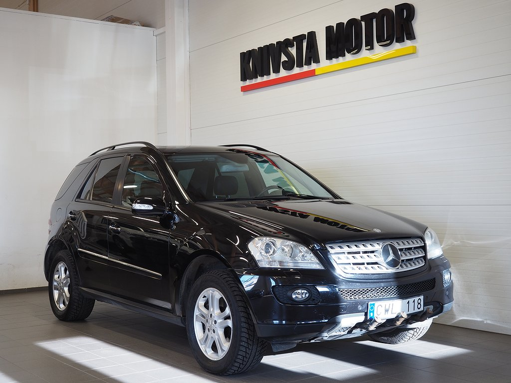 Mercedes-Benz ML 420 CDI 4M AUT DRAG TAKLUCKA 306hk 2008