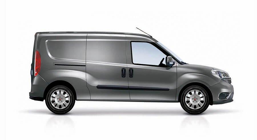 Fiat Doblo Skåp L2H1 1.4T 120hk CNG Klimatbonusbil