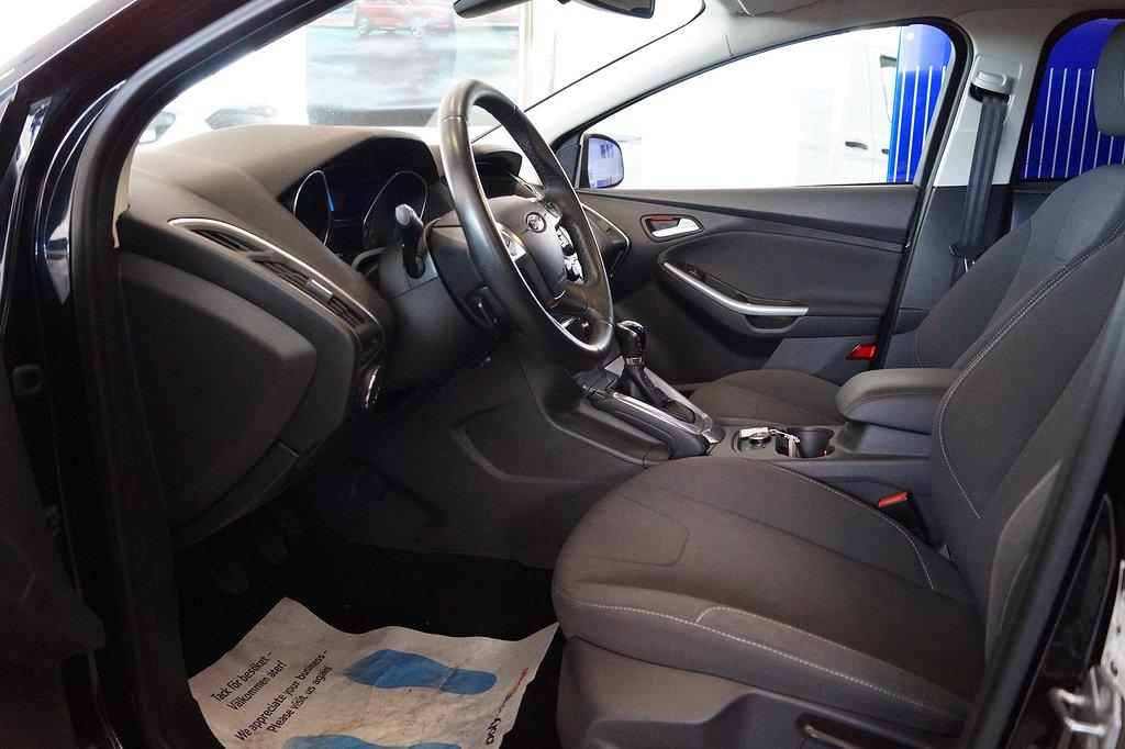 Ford Focus Kombi 1.6 Titanium Flexifuel 120hk