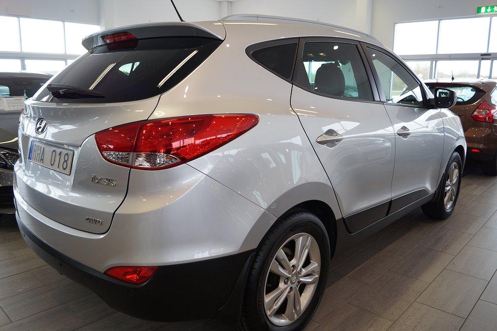 Hyundai ix35 2.0 4WD Aut 163hk