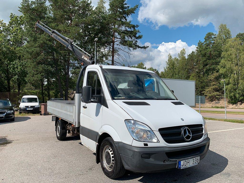 Mercedes-Benz Sprinter 315 CDI Flak/KRAN/Drag