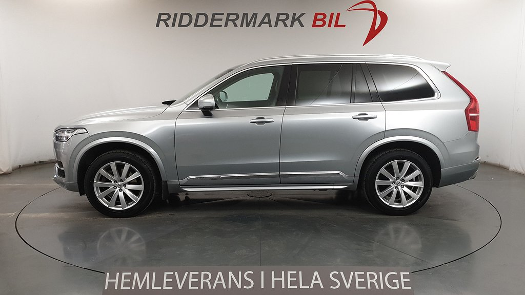 Volvo XC90 D5 AWD (225hk)