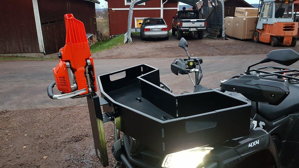 Sprint FÖRVARINGSLÅDA FÖR ATV INK FÄSTE FÖR SÅG