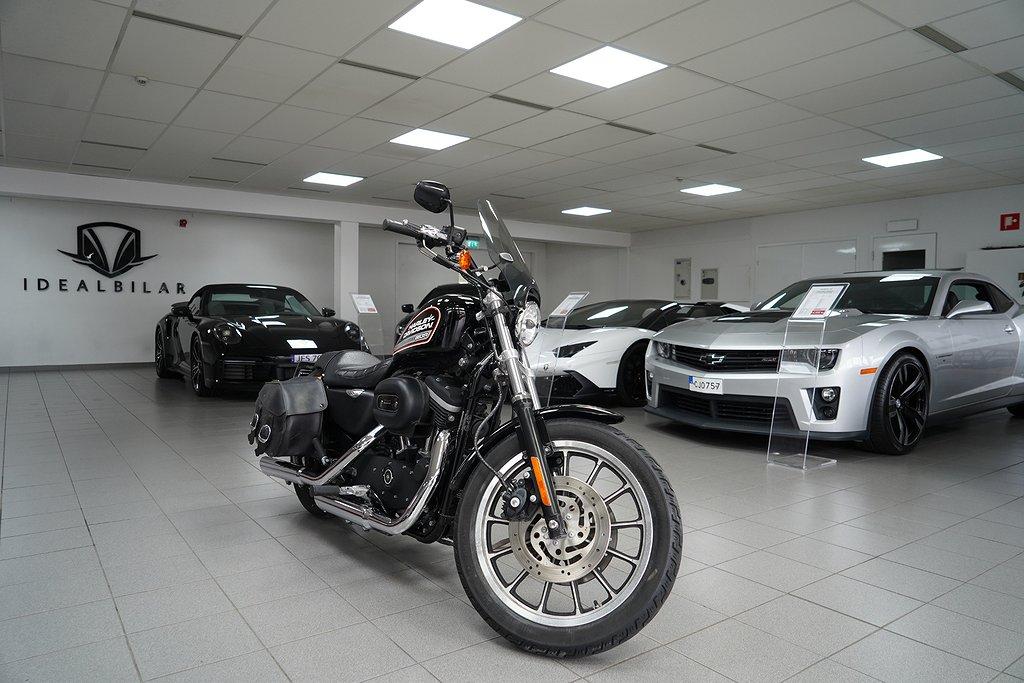 Harley-Davidson Xl883 R LÅGMILARE