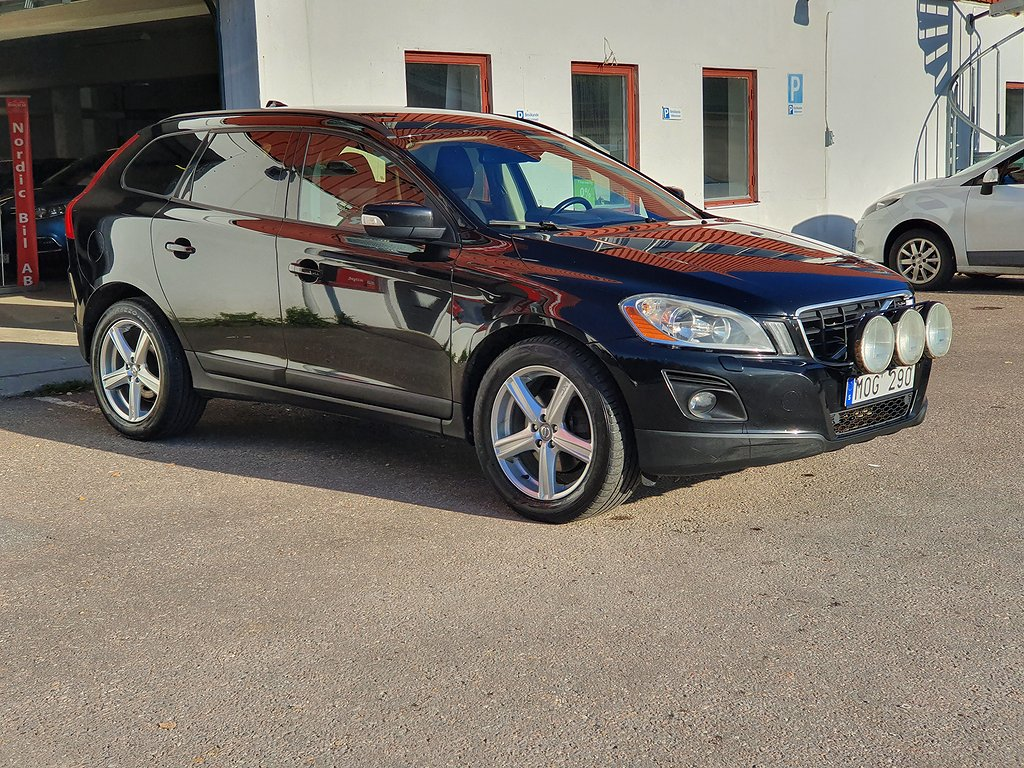 Volvo XC60 2.4D AWD Geartronic Kinetic 163hk
