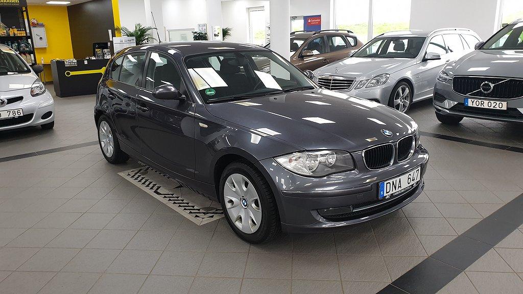 BMW 118 i 5-door Advantage 143hk Navi