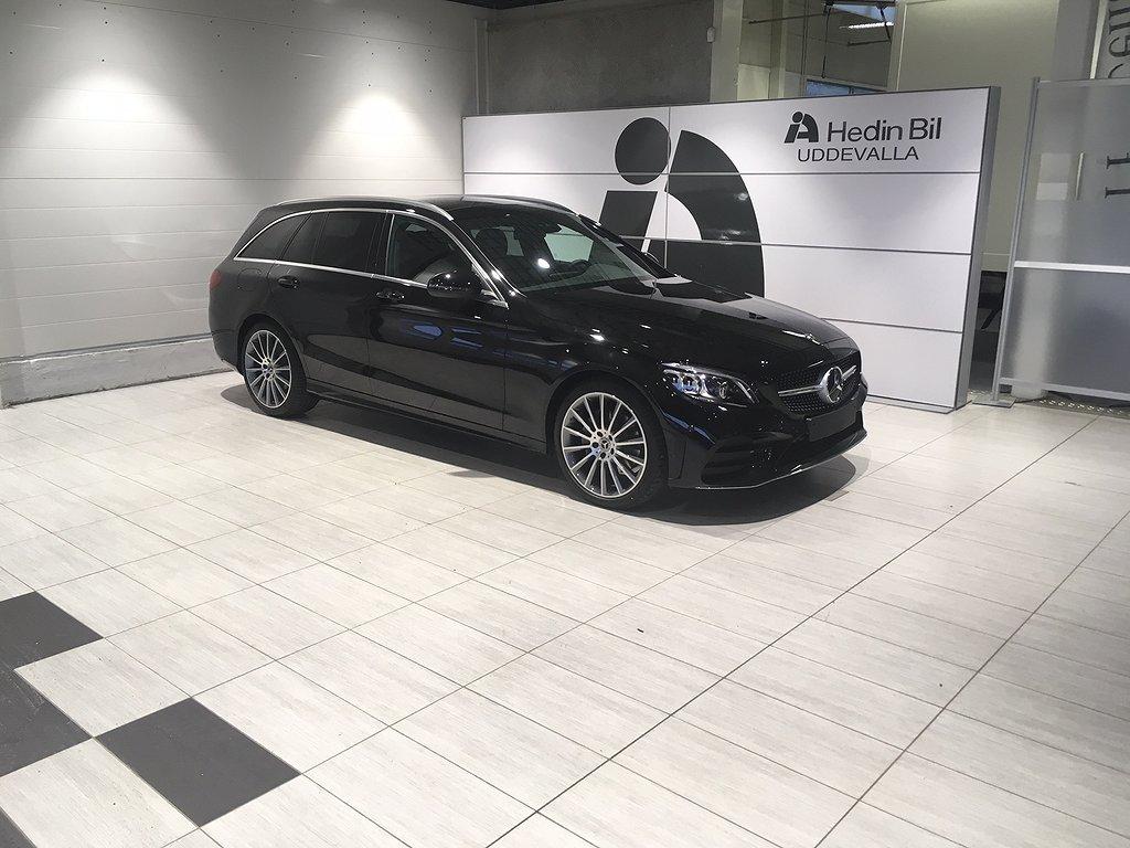 Mercedes-Benz C 200 C Kombi, SE Edition, AMG line, Premiumpaket, kombipaket