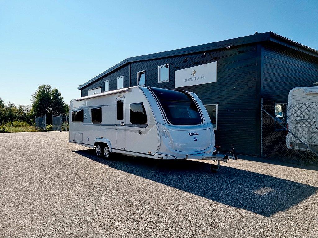 Knaus 650 UDF Scandinavian Selection / AC