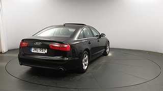 Audi A6 2.0 TFSI Hybrid (211hk)