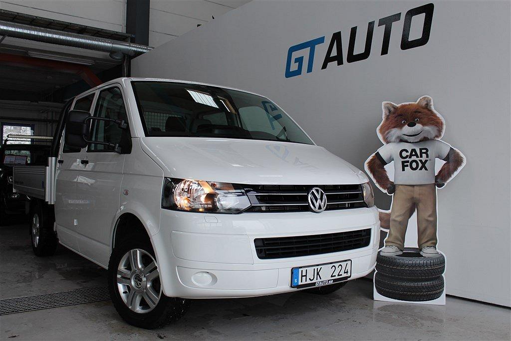 Volkswagen Transporter PICKUP DH 2,0 4MOTION 140 Hk