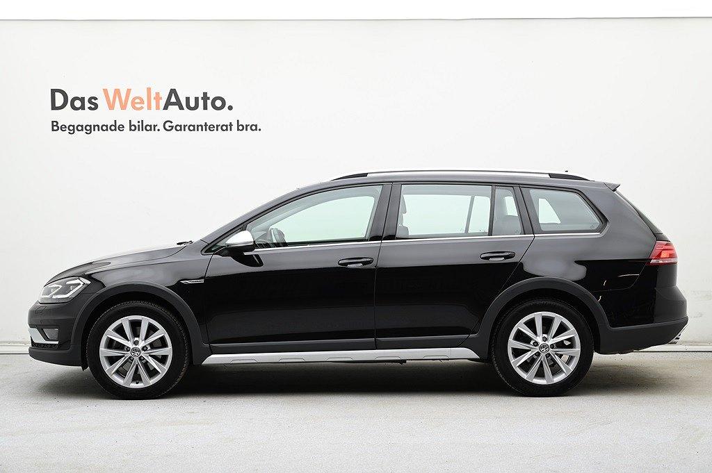 Volkswagen Golf Alltrack TSI 180hk DSG/Drag/Plus/P-värmare