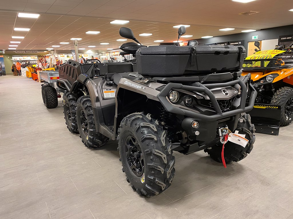 Can-Am Outlander 6X6 PRO+T 1000