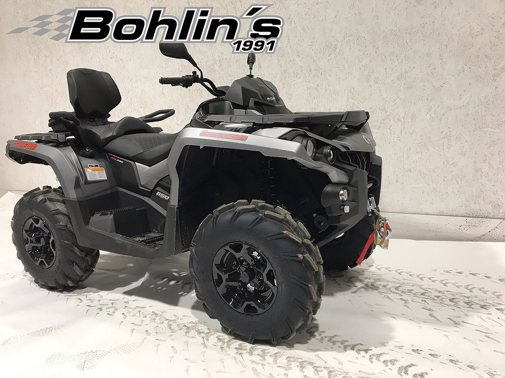 Can-Am Outlander Max Pro 650 T3B -18