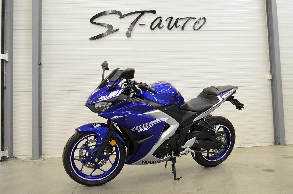 """Yamaha YZF-R3 ABS """"A2"""""""