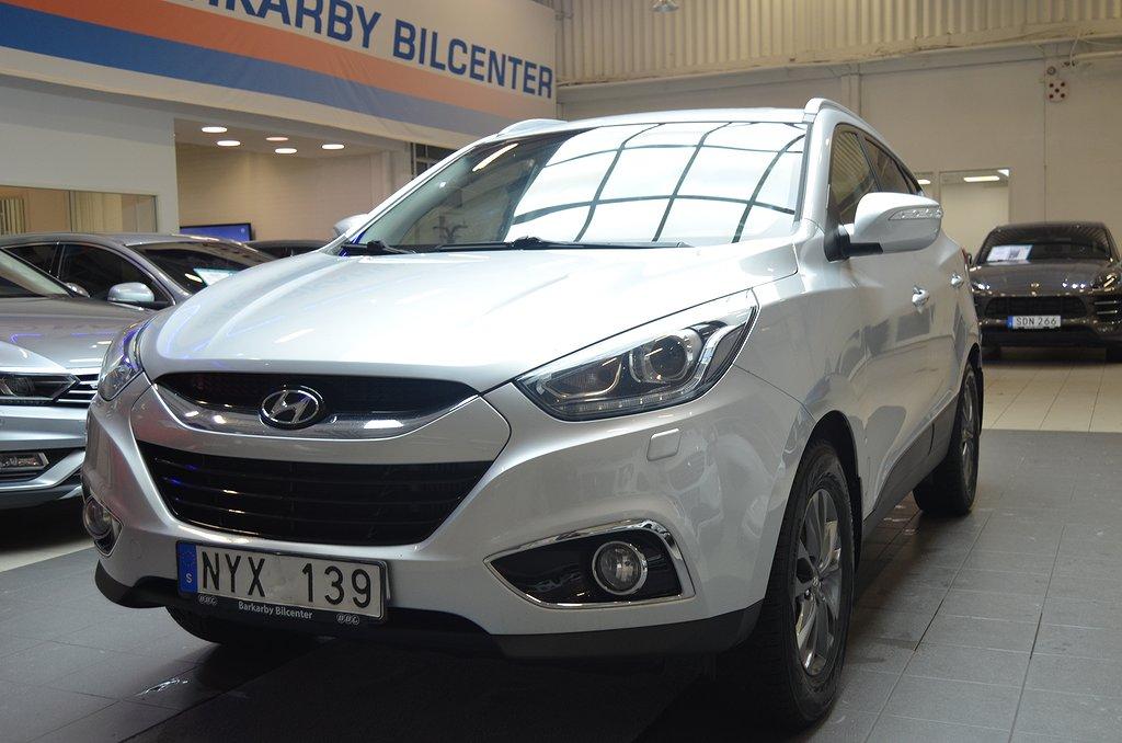 Hyundai ix35 1.7 CRDi 116hk Business / Krok / 1-Ägare