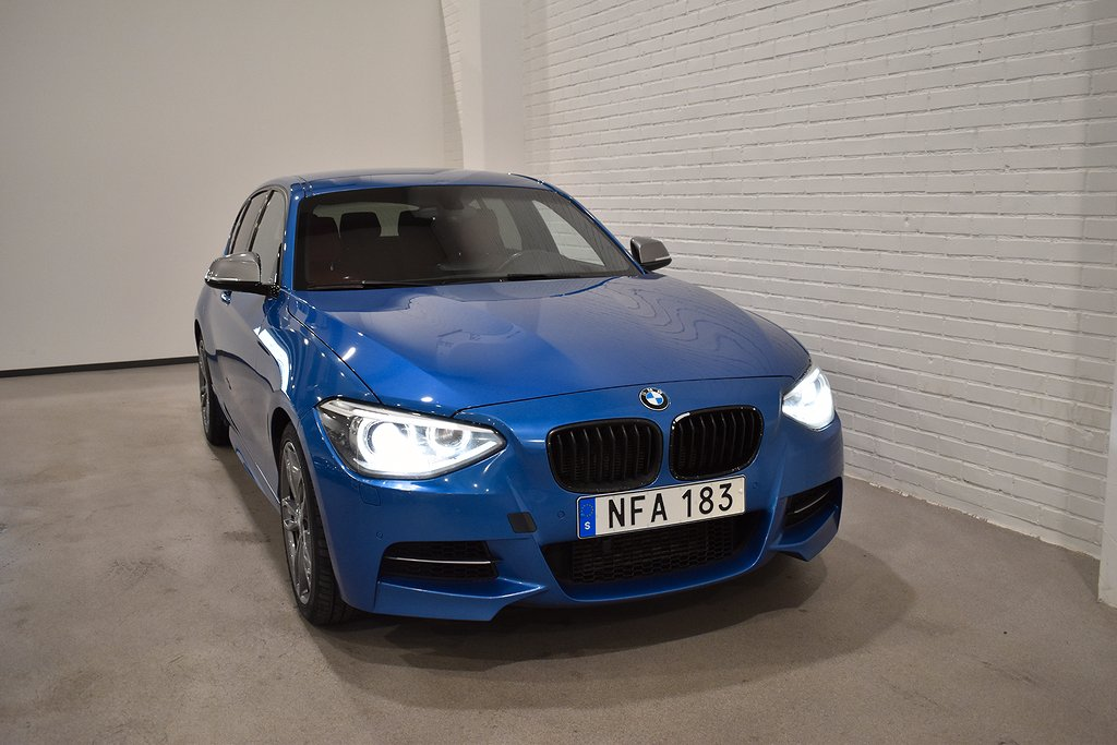 BMW M135i xDrive 5dr, F20 (320hk)