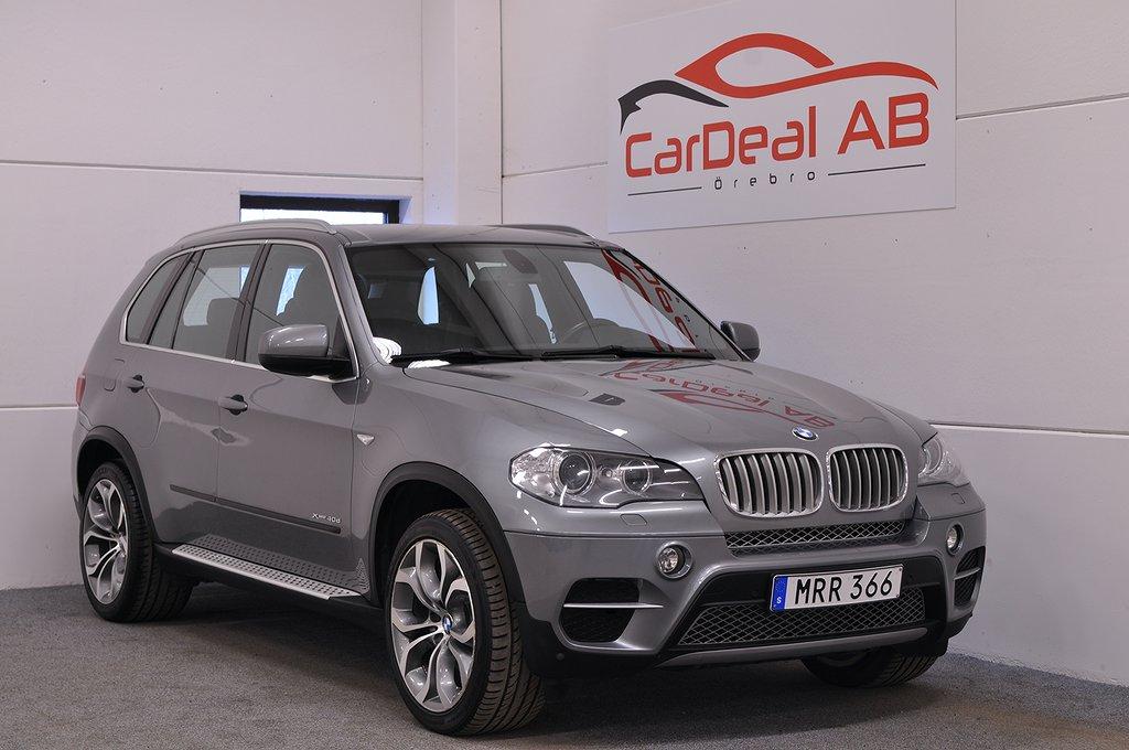 BMW X5 xDrive40d 306hk *Sport line *Komfortstolar *Se Utr.