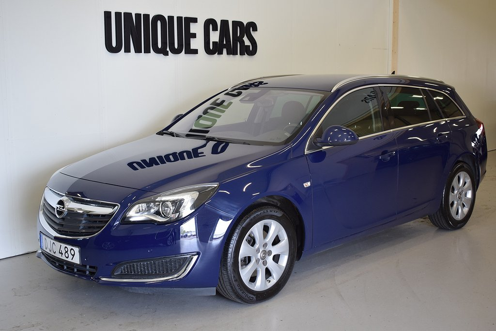Opel Insignia Sports Tourer 2.0 CDTI Aut Värmare BOSE