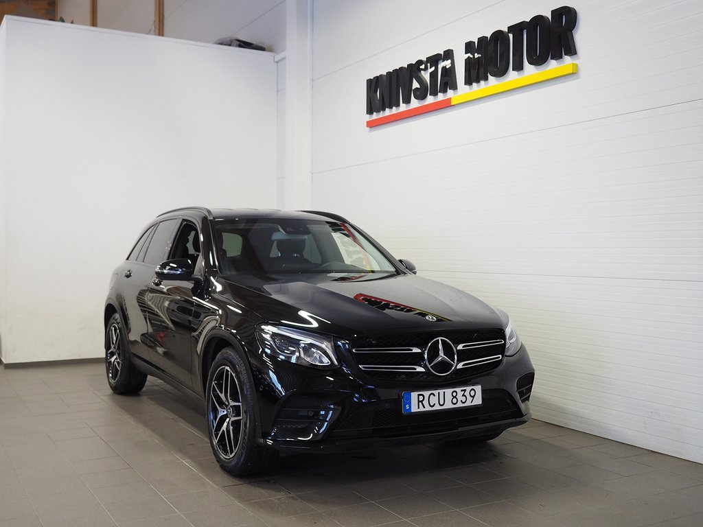 Mercedes-Benz GLC 220 d 4MATIC AMG Automat Euro 6 170hk 2019
