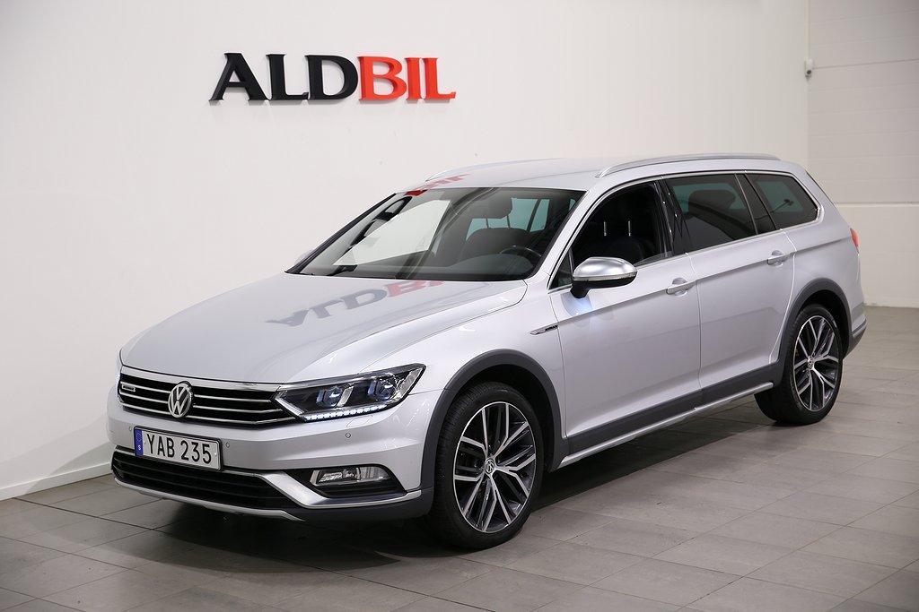 Volkswagen Passat Alltrack TDI 190hk 4M Executive DSG
