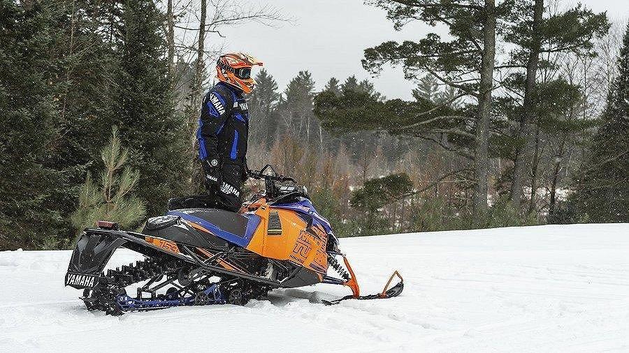 Yamaha Sidewinder BTX LE 153