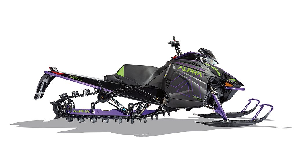 Arctic Cat M8000 ALPHA ONE 154 * Inkl lavinkit*