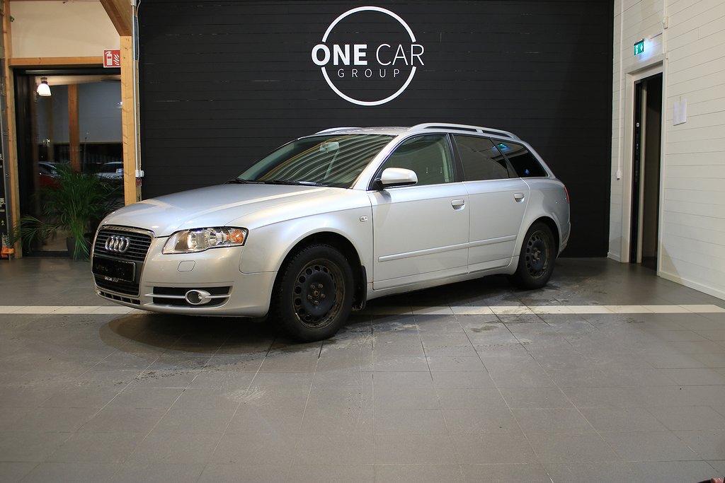 Audi A4 Avant 1.8 T Comfort 163hk S+V Bra skick