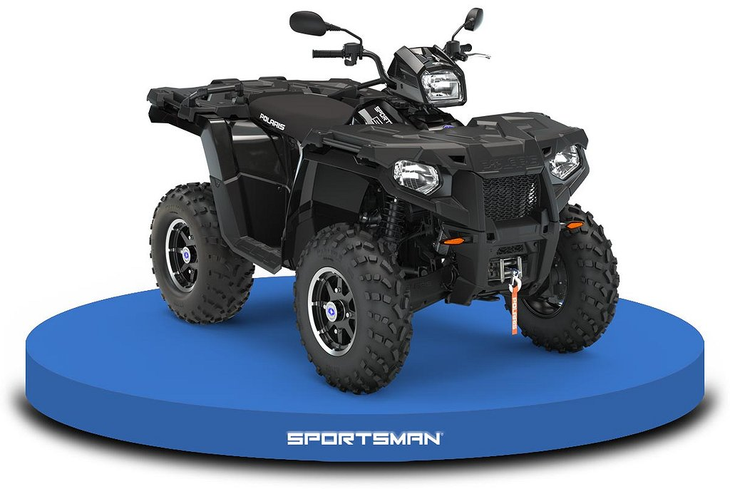 Polaris Sportsman 570 Black Edition Traktor B
