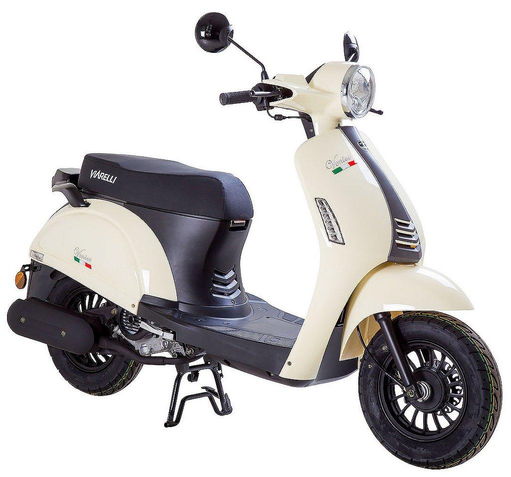 Viarelli Venice 50cc 45km/h takt -18 Creme