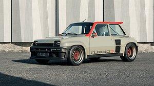 Renault 5 Turbo 3. Foto: Legende Automobiles