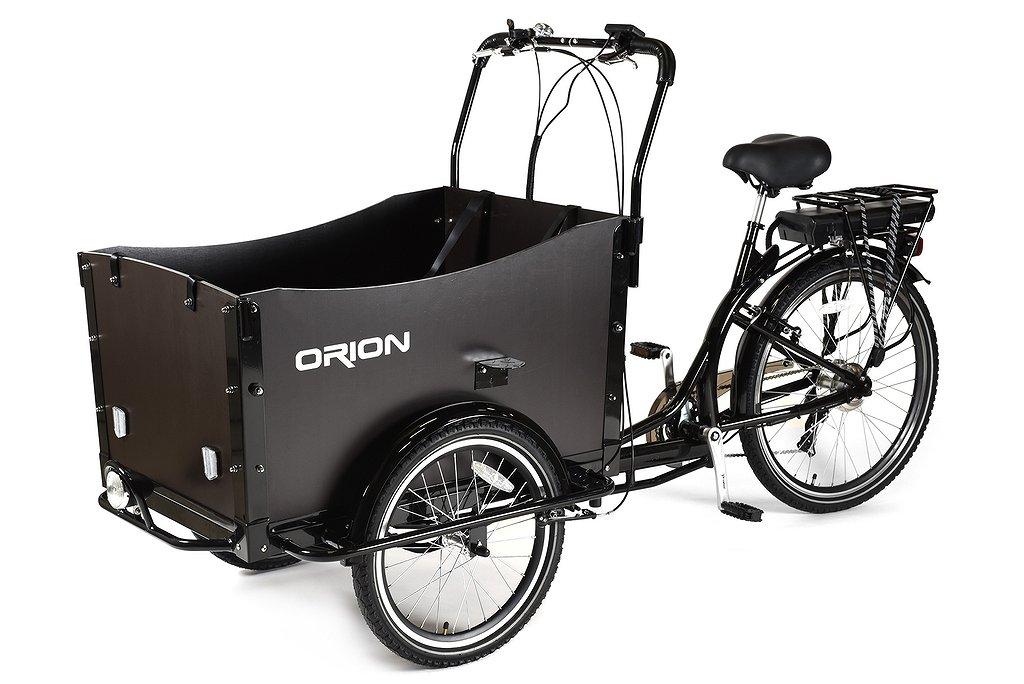 Orion Classic El-lådcykel 20/26
