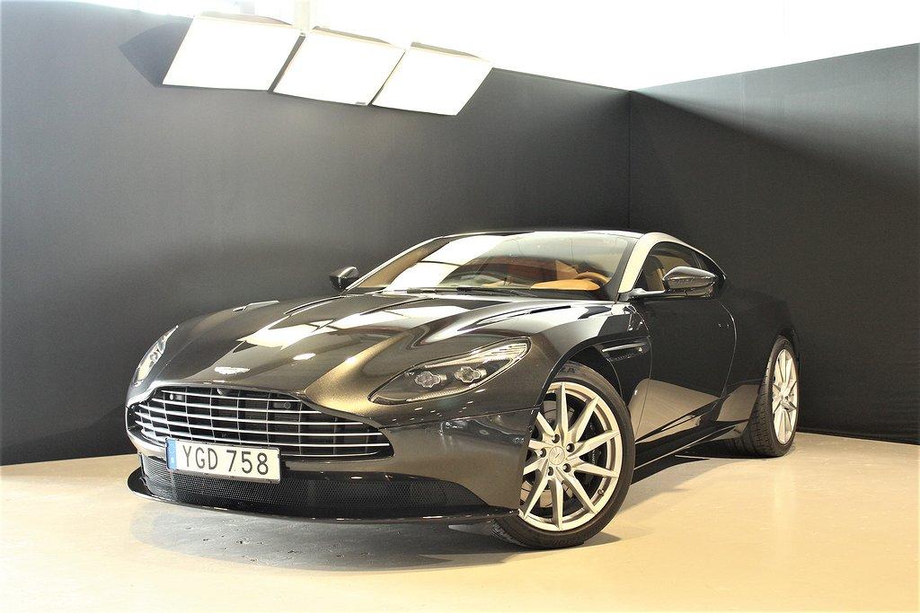 Aston Martin DB11 Launch Edition V12 608hk