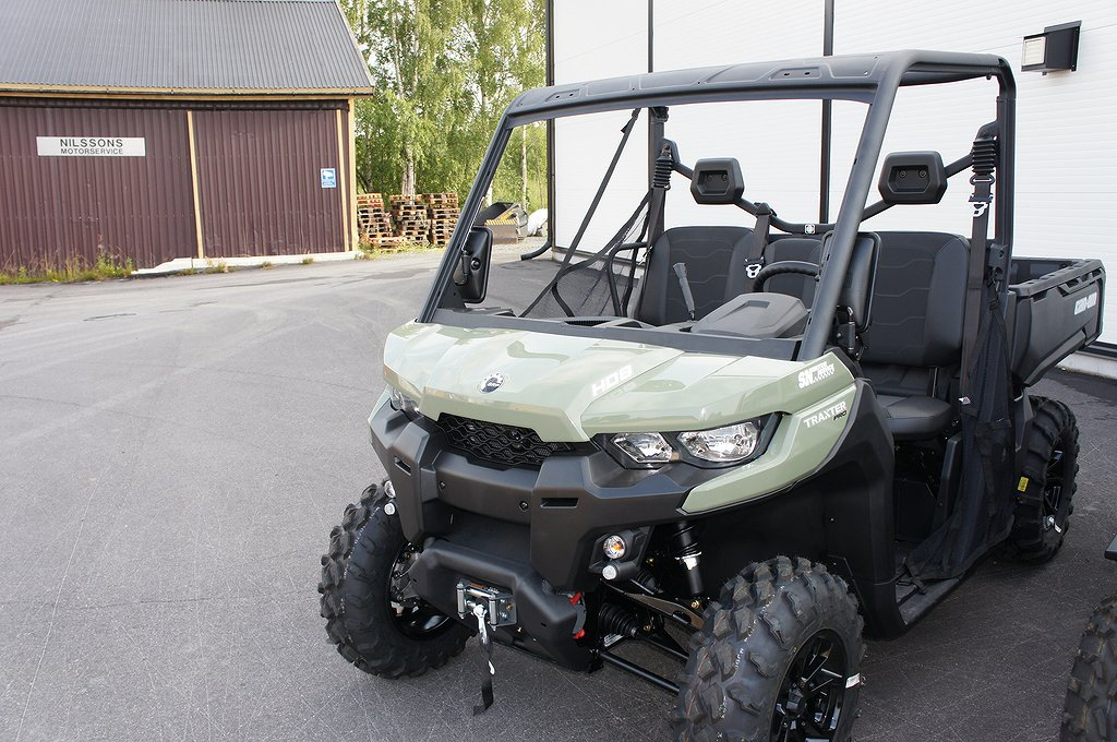 Can-Am Traxter HD8 PRO T1