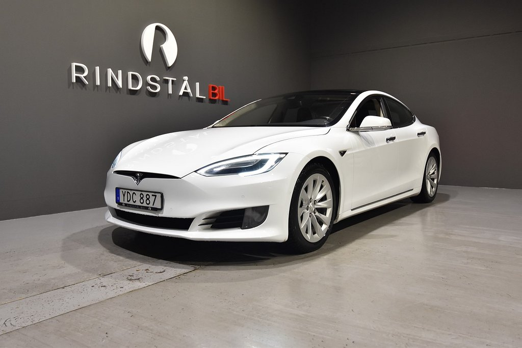 "Tesla Model S 75D AWD PANORAMA 19"" S&V-DÄCK"