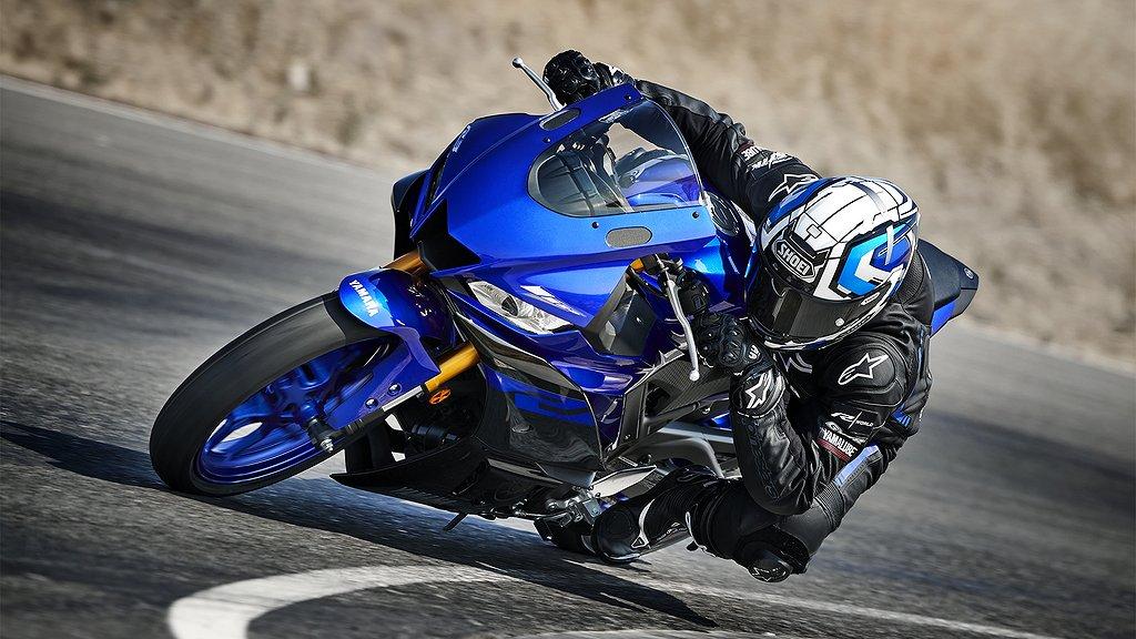 Yamaha Yamaha YZF-R3 ABS A2 -19