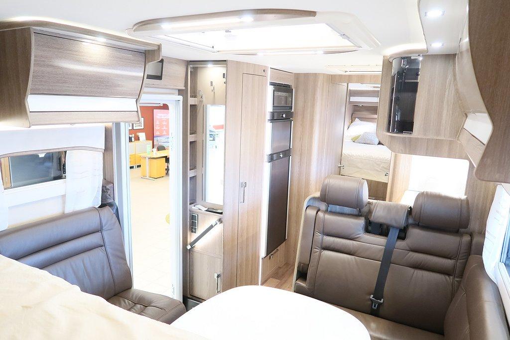 Husbil-integrerad Kabe TMI 860 LQB Imperial 43 av 43