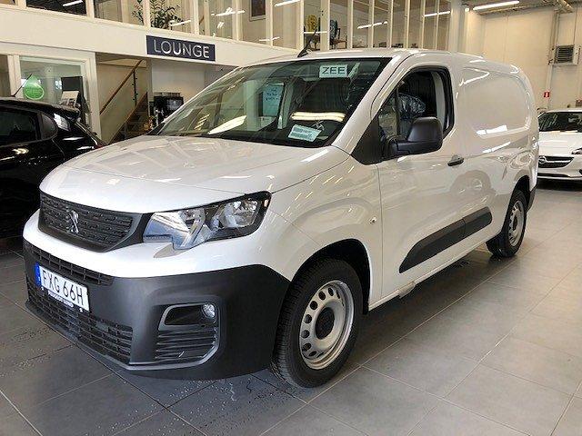 Peugeot Partner InBusiness L2 BlueHDi 100 *2.617kr exkl moms/mån*
