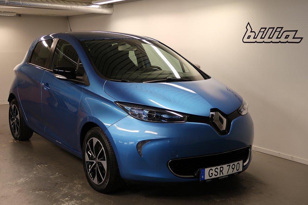 Renault Zoe R90 41 kWh Intens batterihyra