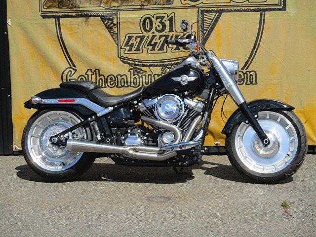 Harley-Davidson Fat Boy FLFB