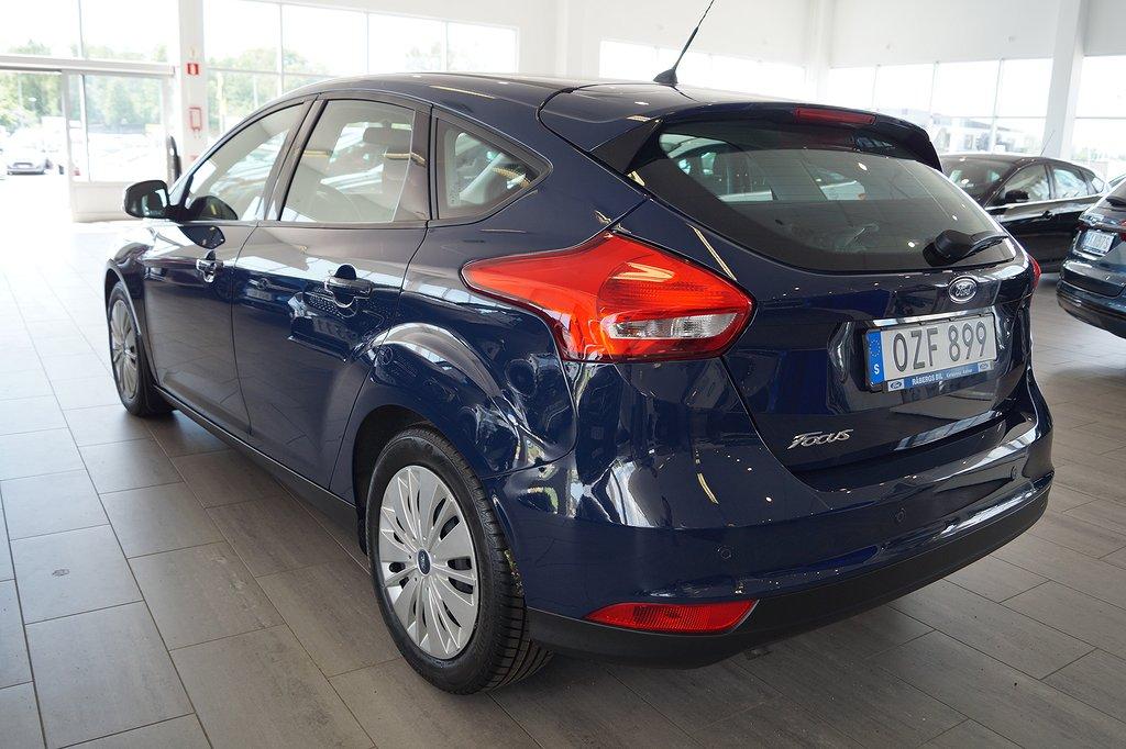 Ford Focus *1.95%ränta&5000kr i fritt bränsle* 1.5 TDCi Euro 6 95hk T