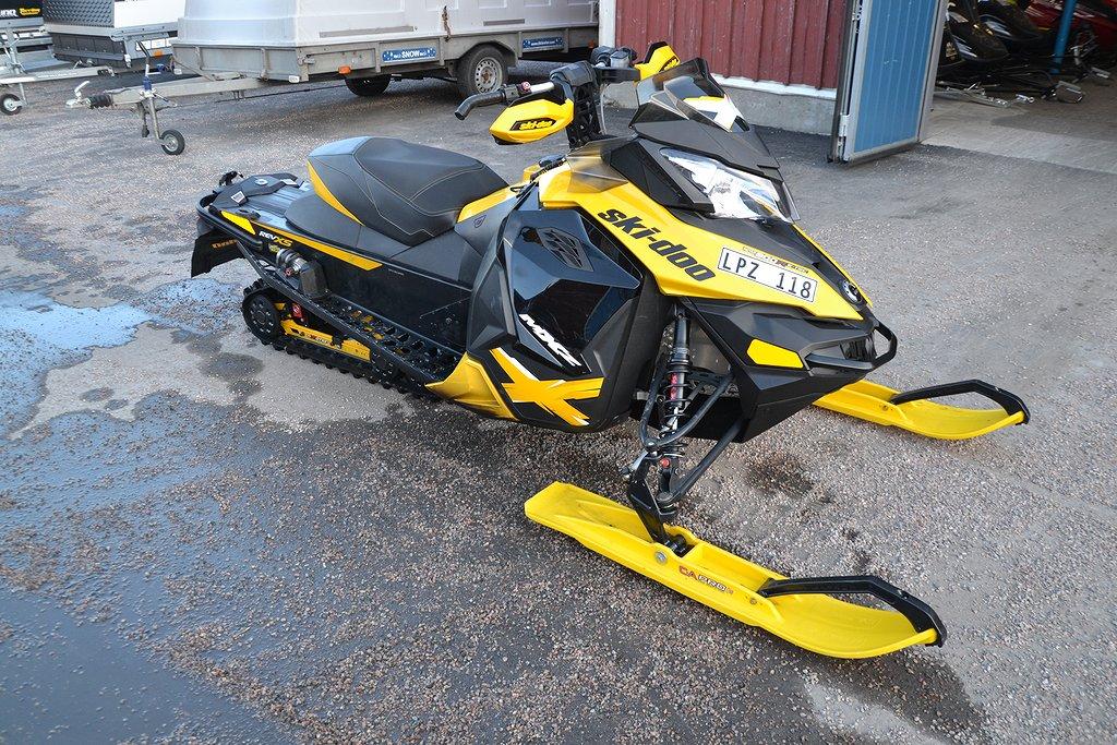 Ski-doo MXZ 800 X 0kr kontant 0% ränta