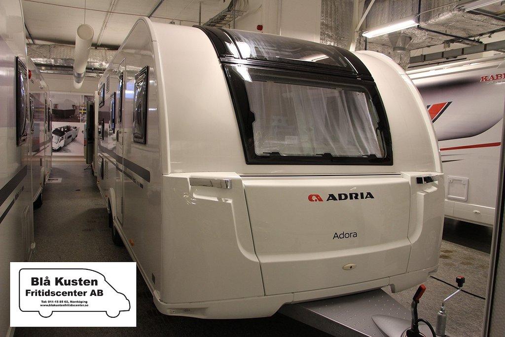"Adria Adora 593 UK ""Barnkammare"""