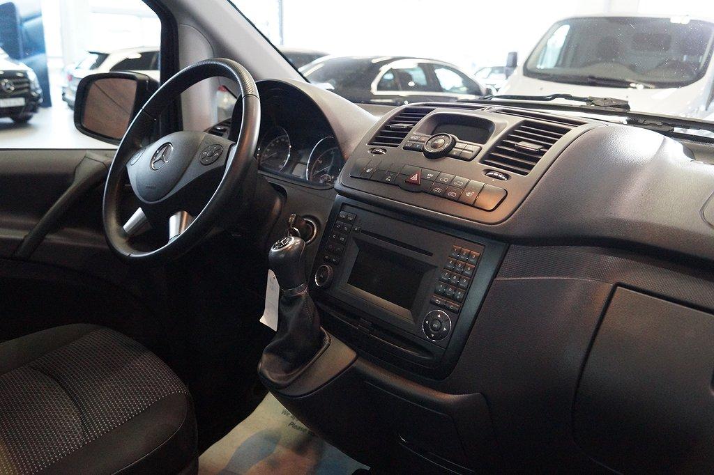 Mercedes-Benz Vito Mixto 122 224hk // V6