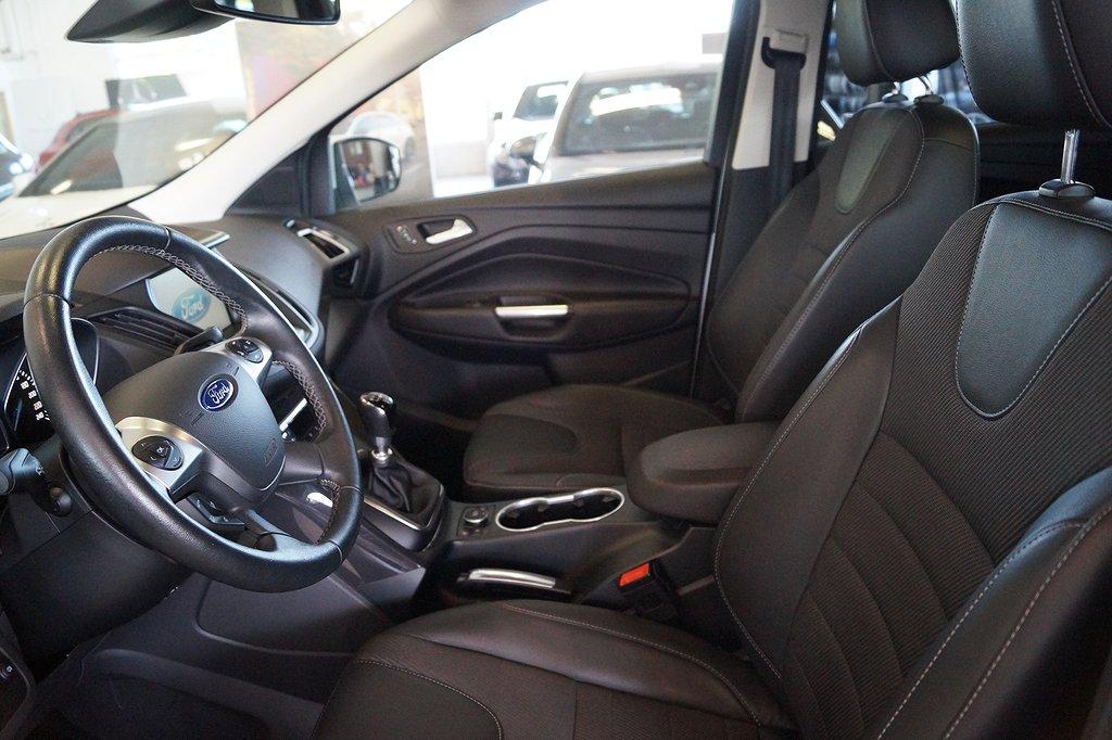 Ford Kuga 1.5 150hk EcoBoost  2WD Titanium X, SUV,Demo