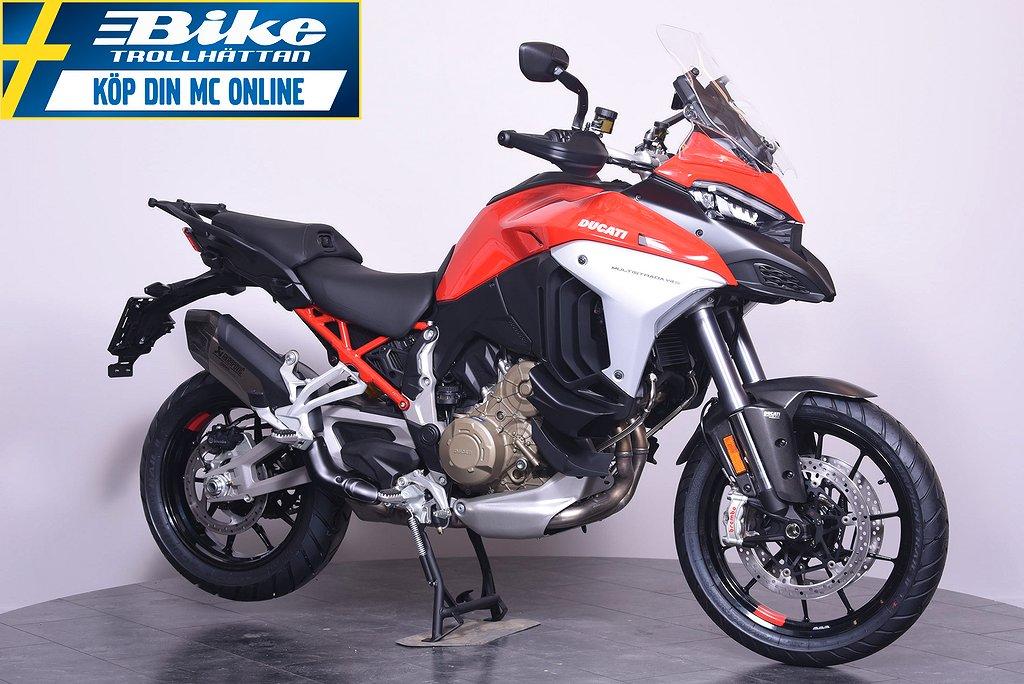 Ducati Multistrada V4S FULL OMG-leverans!!