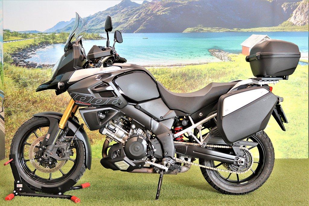 Suzuki DL1000  V-Storm 101hk ABS Topbox