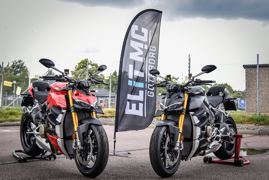 Ducati Streetfighter V4S - Finns för omg leverans!  - 0,95% ränta! - EL