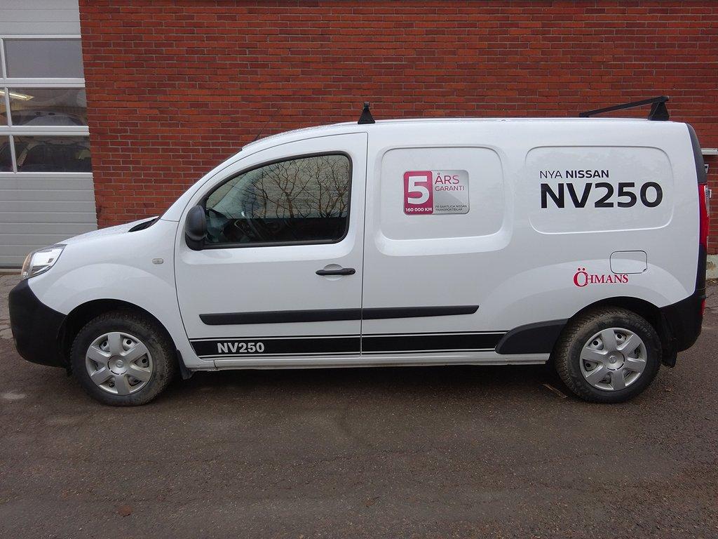 Nissan NV250 1.5 dCi Euro 6 115hk L2H1